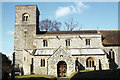 SU1547 : St Michael and All Angels Church, Figheldean by Colin Park