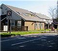 ST3188 : Traffic calming, Evans Street, Newport by Jaggery