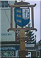 TL8407 : Maldon town sign by Stephen McKay