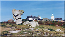 SV8707 : Nag's Head and Middle Town, St Agnes by Des Blenkinsopp
