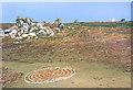 SV8707 : The Maze, St Agnes by Des Blenkinsopp