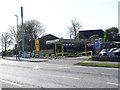 SE1835 : Hand car wash, Harrogate Road by Stephen Craven