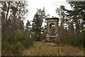 NC8701 : Forgotten Monument in Dunrobin Woods, Sutherland by Andrew Tryon