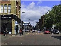 NS5964 : Stockwell Street in Glasgow by Steve Daniels
