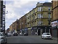 NS5565 : Govan Road in Glasgow by Steve Daniels