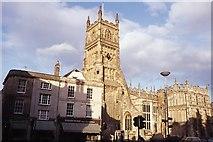 SP0202 : St John the Baptist Church, Cirencester by Colin Park