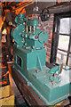 SK2999 : Wortley Top Forge - steam turbine by Chris Allen