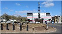 NS3154 : Radio City, Kilbirnie by Thomas Nugent