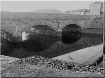 J3731 : Castle Bridge, Newcastle by Eric Jones