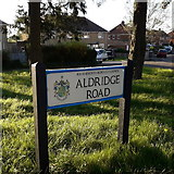SZ0795 : East Howe: Aldridge Road by Chris Downer
