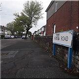 SZ0895 : Moordown: Arden Road by Chris Downer