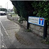 SZ0796 : Northbourne: Ashridge Gardens by Chris Downer