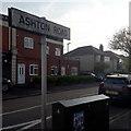 SZ0894 : Moordown: Ashton Road by Chris Downer