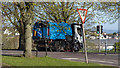 J5081 : Street cleaning, Bangor by Rossographer