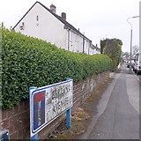 SZ0696 : Kinson: Berrans Avenue by Chris Downer