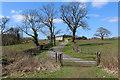 NS3457 : Millbank Farm by Thomas Nugent