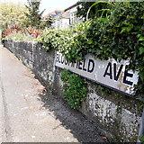 SZ0994 : Moordown: Bloomfield Avenue by Chris Downer
