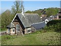 SO7643 : Wyche Free Church by Philip Halling