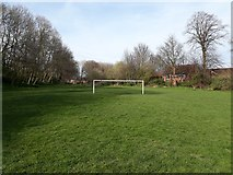 NZ2567 : Quarry Park, South Gosforth, Newcastle upon Tyne by Graham Robson