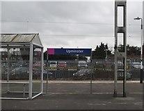 TQ5686 : Upminster Station by N Chadwick