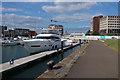 SX4654 : Princess 75 motor yacht by Hugh Venables