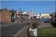 NO4102 : Weak Bridge, Drummochy Road by Hugh Venables