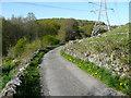 SE1126 : Wood Lane Hipperholme by Humphrey Bolton