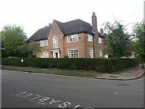 TQ2688 : House on Widecombe Way, Hampstead Garden Suburb by David Howard