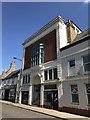 TF6103 : The former Regent Cinema on High Street, Downham Market by Richard Humphrey
