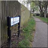 SZ0694 : West Howe: Common Lane by Chris Downer