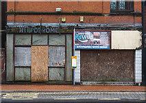 SK3950 : Hippodrome Cinema, Ripley by Martin Froggatt