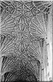 ST6316 : Sherborne Abbey, 1962 – 2 by Alan Murray-Rust