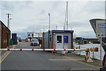 SW4730 : Penzance Harbour, North Arm by N Chadwick