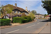 ST8080 : Well Corner, The Street, Acton Turville, Gloucestershire 2020 by Ray Bird
