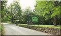 SX7469 : Entrance to River Dart Country Park by Derek Harper