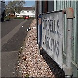 SZ0696 : Kinson: Durdells Gardens by Chris Downer