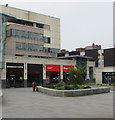 ST3187 : Starbucks Coffee closed until further notice, Newport city centre by Jaggery