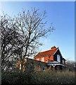 TQ5812 : Station House, Hellingly by PAUL FARMER