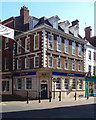 SO8454 : 61 High Street, Worcester by Stephen Richards