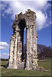 SE7365 : Ruin at Kirkham Priory by Colin Park