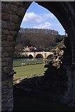 SE7365 : Kirkham Bridge as seen from Kirkham Priory by Colin Park
