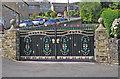 SE1737 : Gate in Idle by John Illingworth