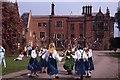 SJ6780 : Arley Hall near Knutsford - Morris dancing by Colin Park