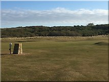 NT4681 : Luffness New Golf Course by Richard Webb