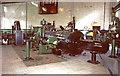 TQ0669 : Littleton Pumping Station - steam engine by Chris Allen
