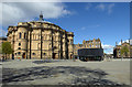 NT2573 : University of Edinburgh: McEwan graduation hall by Kay Williams
