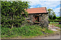 H4365 : Old farm building, Kiltamnagh by Kenneth  Allen