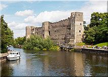 SK7954 : Newark Castle by Martin Froggatt