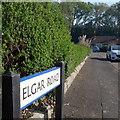 SZ0795 : East Howe: Elgar Road by Chris Downer