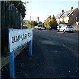 SZ0696 : West Howe: Elmhurst Road by Chris Downer